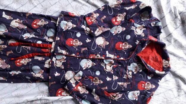 Foto Carousel Producto: Bonita y super calientita pijama GoTrendier