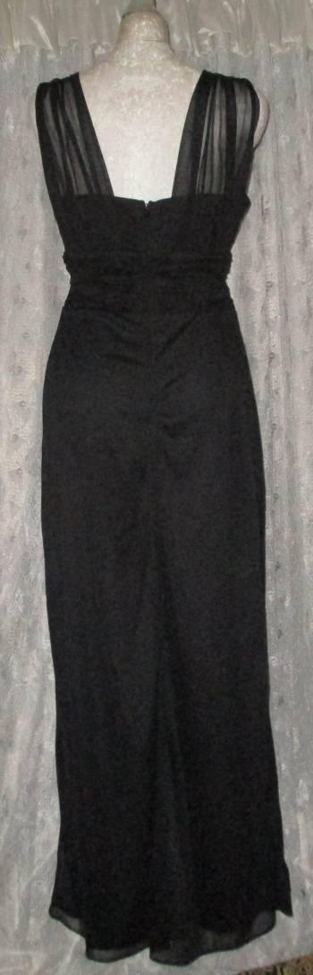 Foto Carousel Producto: Scarlett Nite Vestido Negro De Fiesta St GoTrendier