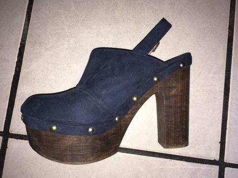 Foto Carousel Producto: Zapato azul GoTrendier