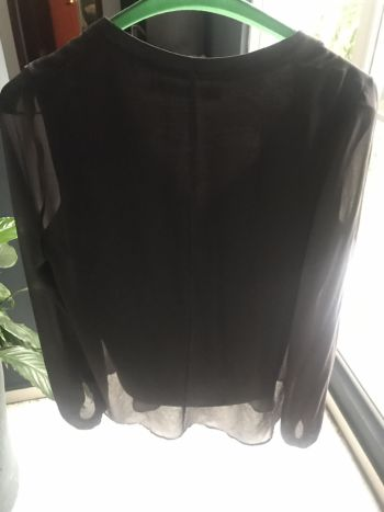 Foto Carousel Producto: Blusa gris GoTrendier