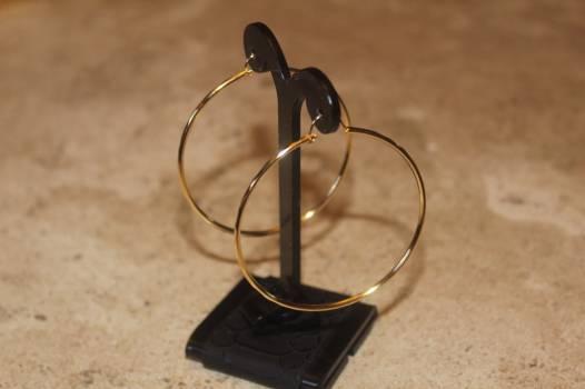 Foto Carousel Producto: Arracada de acero inoxidable GoTrendier