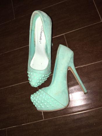 Foto Carousel Producto: Zapatillas menta GoTrendier