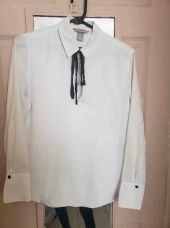 Foto Carousel Producto: Blusa H&M con liston GoTrendier