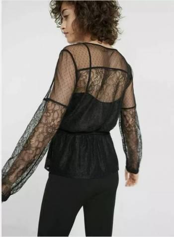 Foto Carousel Producto: Blusa de encaje. EXPRESSS GoTrendier
