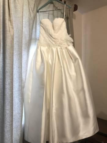 Foto Carousel Producto: Vestido de novia Rosa Clará collection two GoTrendier