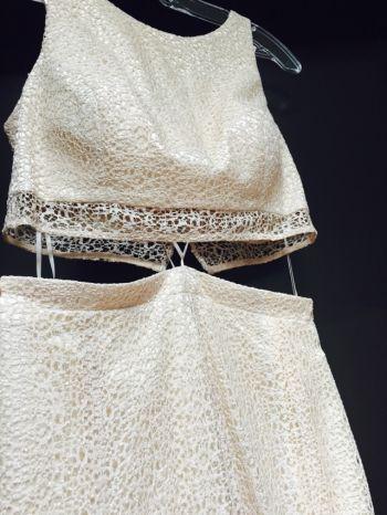 Foto Carousel Producto: Vestido fiesta dos piezas GoTrendier