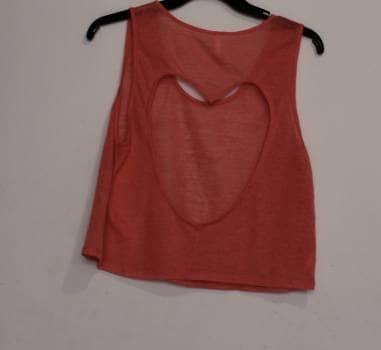 Foto Carousel Producto: Blusa con corazón GoTrendier
