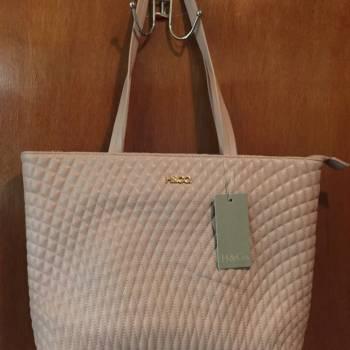 Foto Carousel Producto: Bolsa H&CO tote rosa nueva  GoTrendier