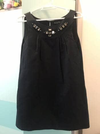Foto Carousel Producto: Vestido elegante negro GoTrendier
