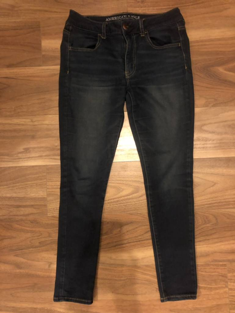 Pantalon American Eagle Original De American Eagle Outfitters De Segunda Mano Gotrendier