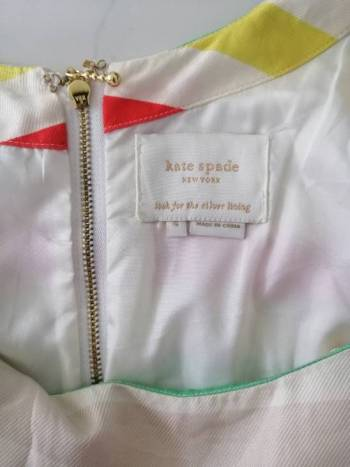 Foto Carousel Producto: Vestido Kate Spade talla 4 GoTrendier