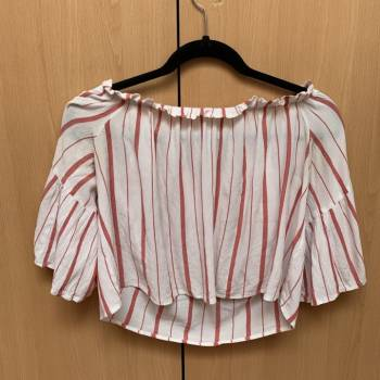 Foto Carousel Producto: Blusa de rayas  GoTrendier