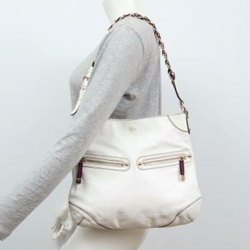 Foto Carousel Producto: HOBO BAG GUCCI BLANCA GoTrendier