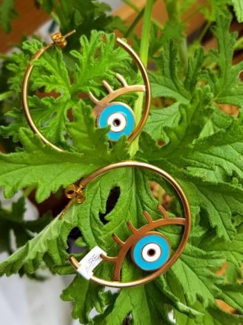 Foto Carousel Producto: Arracadas Nazas GoTrendier