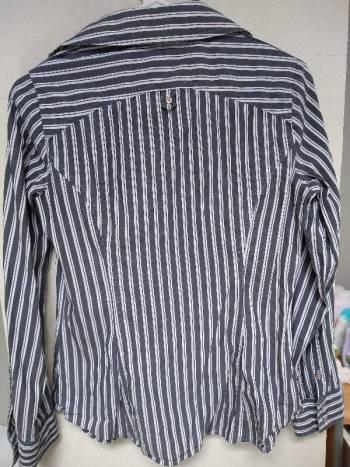 Foto Carousel Producto: Camisa rayada Express GoTrendier