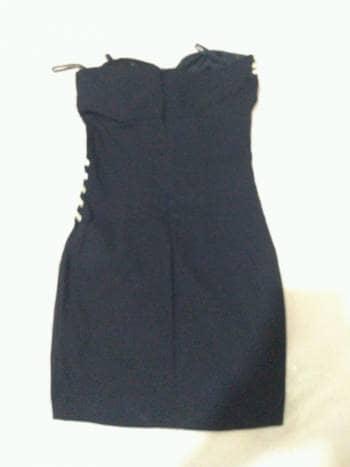 Foto Carousel Producto: Vestido negro pegado de noche  GoTrendier