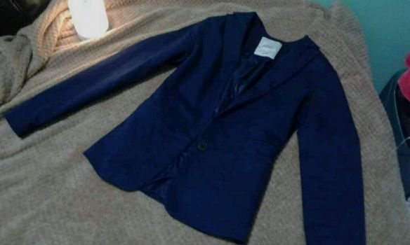 Foto Carousel Producto: Blazer pull and bear  GoTrendier