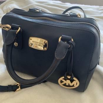 Foto Carousel Producto: Bolsa crossbody azul michael kors GoTrendier