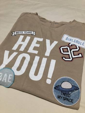 Foto Carousel Producto: Playera HEY YOU GoTrendier