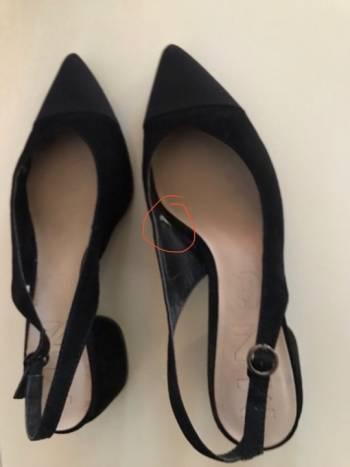Foto Carousel Producto: Mango zapatillas destalonadas  GoTrendier