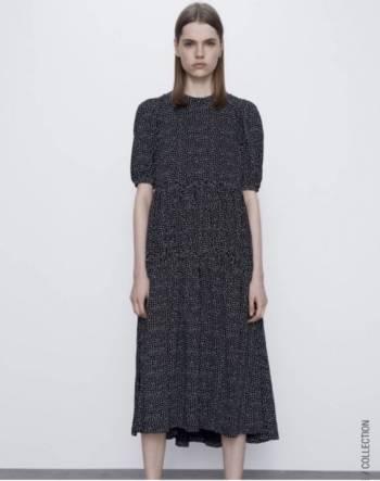 Foto Carousel Producto: Vestido lunares  GoTrendier