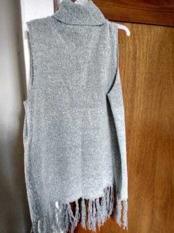 Foto Carousel Producto: Chaleco con cuello GoTrendier