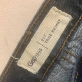 Foto Carousel Producto: Jeans GAP Skinny GoTrendier
