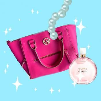 Foto Carousel Producto: Bolsa rosa mexicano westies GoTrendier