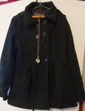 Foto Carousel Producto: Abrigo negro talla EG GoTrendier