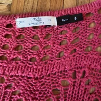 Foto Carousel Producto: Suéter tipo kimono rosa GoTrendier