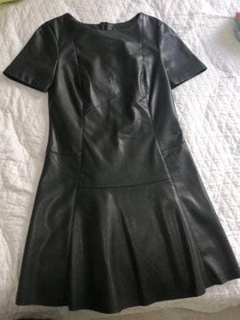 Foto Carousel Producto: Vestido de piel Sfera GoTrendier