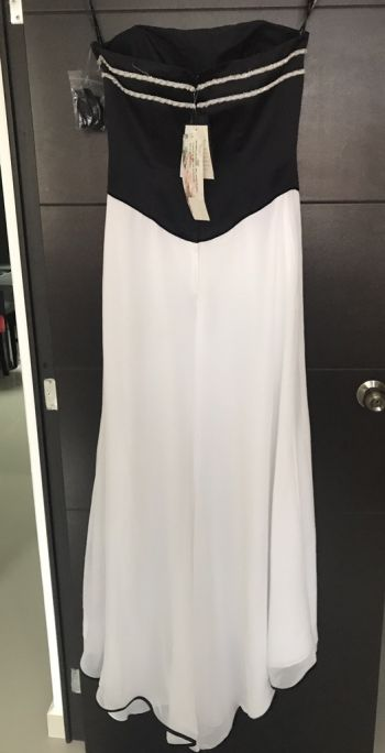Foto Carousel Producto: Vestido largo Alfred Angelo GoTrendier
