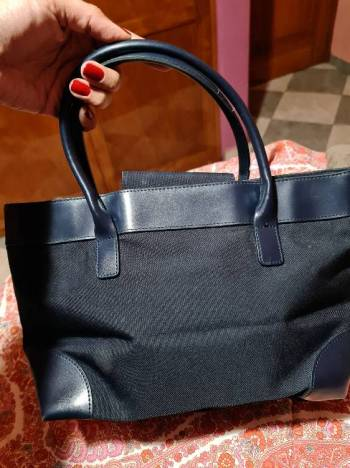 Foto Carousel Producto: Bolso Tommy Azul GoTrendier