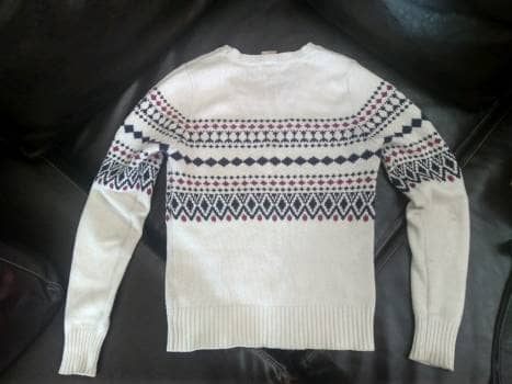 Foto Carousel Producto: Suéter beige extra chico GoTrendier