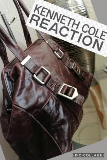 Foto Carousel Producto: KENNET COLE REACTION de CUERO VINTAGE  GoTrendier