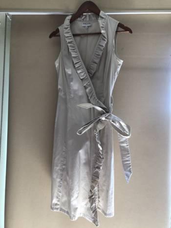 Foto Carousel Producto: Vestido corto de mezclilla GoTrendier