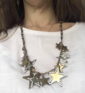 Foto Carousel Producto: Collar de estrellas GoTrendier
