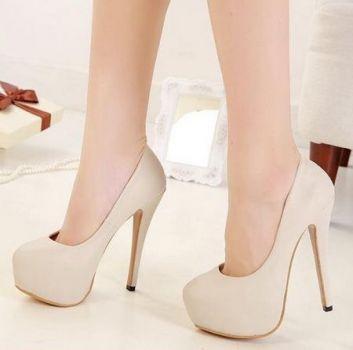 Foto Carousel Producto: Zapatos Nude GoTrendier