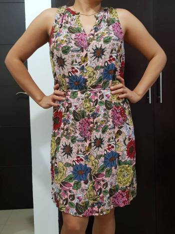 Foto Carousel Producto: Vestido loft GoTrendier