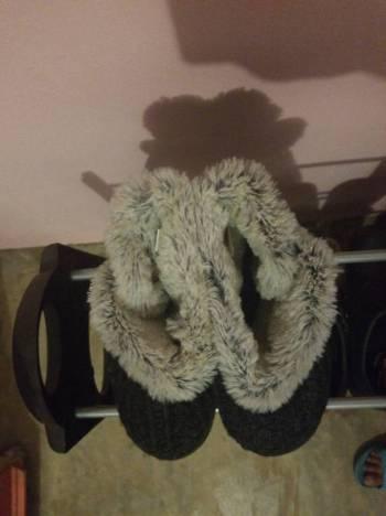Foto Carousel Producto: Botas de mujer acolchados  GoTrendier