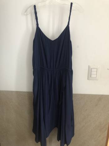 Foto Carousel Producto: Vestido azul GAP GoTrendier