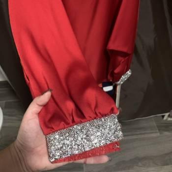 Foto Carousel Producto: Blusa roja de fiesta! GoTrendier
