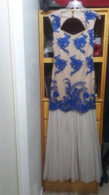 Foto Carousel Producto: Vestido Eva Brazzi GoTrendier