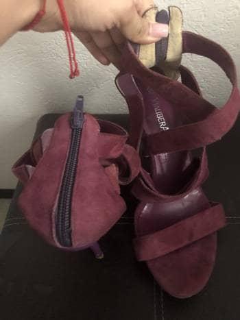 Foto Carousel Producto: Zapatillas fucsia GoTrendier