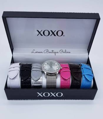 Foto Carousel Producto: Set de relojes XOXO GoTrendier
