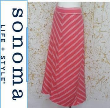 Foto Carousel Producto: Maxi falda chevron Sonoma XS GoTrendier