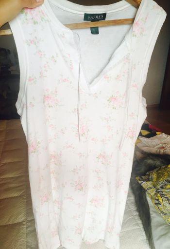 Foto Carousel Producto: Pijama bluson flores ralph lauren GoTrendier