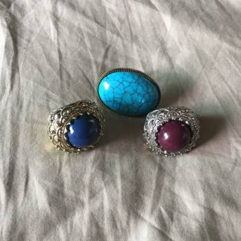 Foto Carousel Producto: 3 anillos GoTrendier