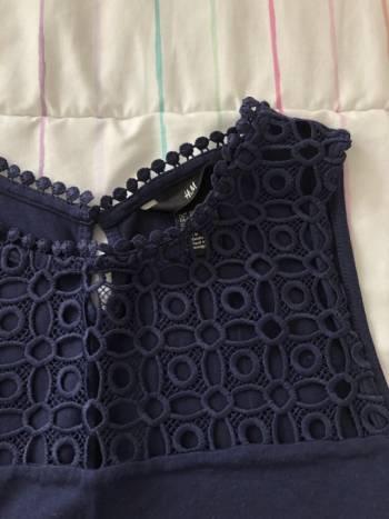 Foto Carousel Producto: Blusa azul marino GoTrendier