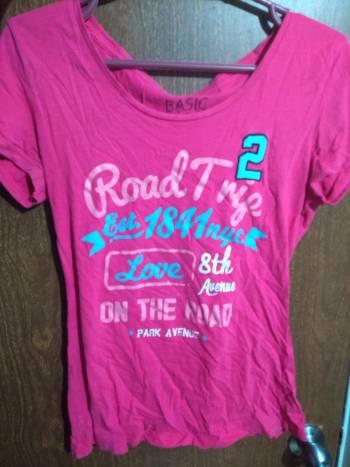Foto Carousel Producto: Blusa rosa con bonito diseño GoTrendier